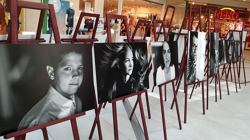 Výstava fotografií Lenky Hatašové v Olomouci