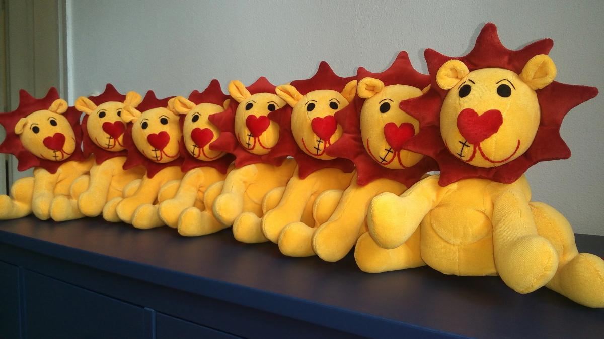 Lippíci už čekají na děti :)