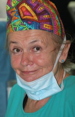 MUDr. Vrišková - Guatemala 2015