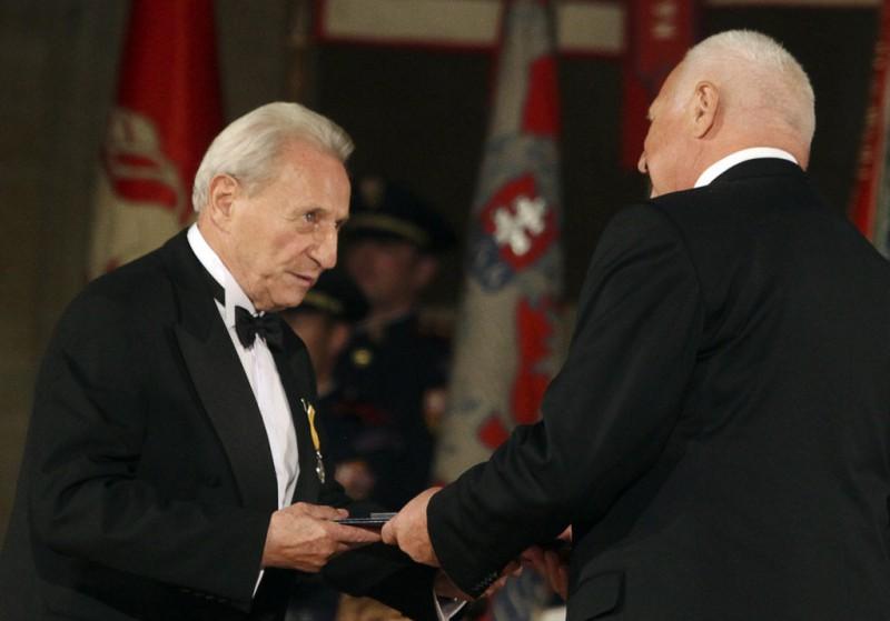 Ladislav bařinka 2012
