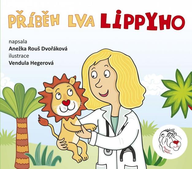 Leporelo PŘÍBĚH LVA LIPPYHO