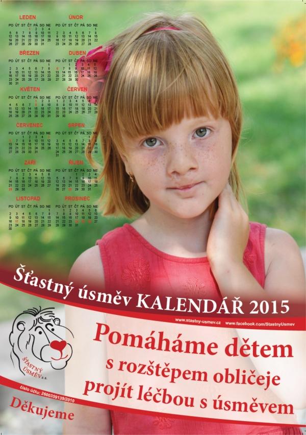 plakátový kalendář 2015