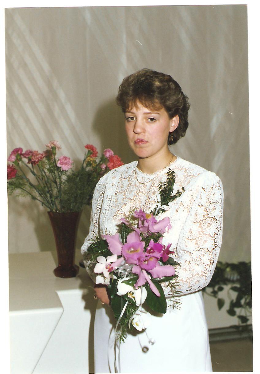 Ze svatebního alba :)